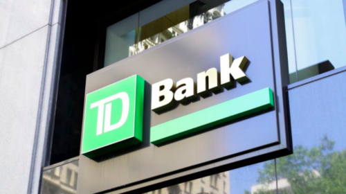 TD revenue up, earnings slip in what the bank calls a 'challenging environment'
