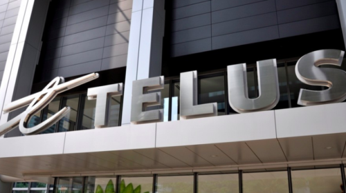 Telus reports Q3 profit and revenue up from year ago, raises dividend