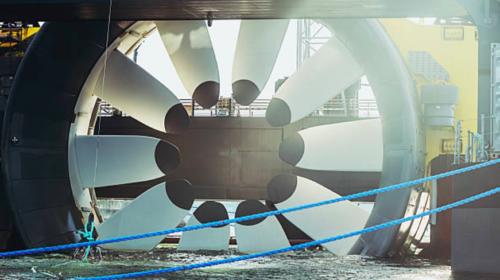Nova Scotia pulls plug on financially troubled marine turbine project
