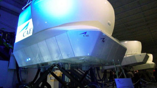 Flight simulator company CAE Inc. reports higher Q2 profit and revenue