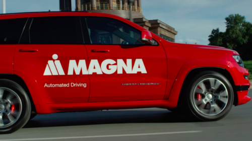Magna expects sales to be hurt by sale of fluid pressure and controls business