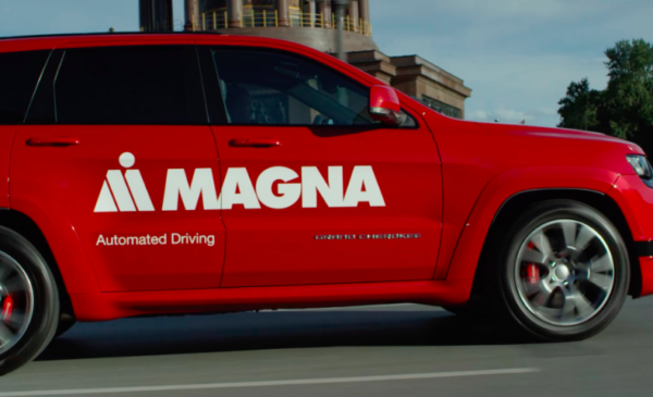 Auto parts firm Magna International expects 2020 sales to be down from 2019