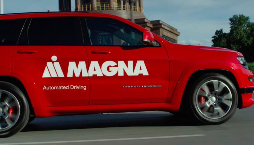 Auto parts maker Magna International reduces profit guidance for 2019