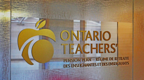 Ontario Teachers earns 6.3 per cent return on investments in first half of 2019