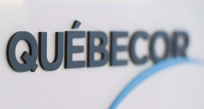 Quebecor's Q2 revenue flat as telecom growth offset by media decline