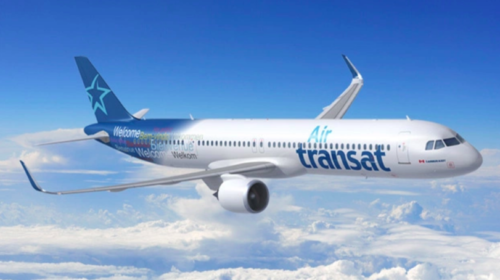 Group Mach reaches deal with Quebec, drops financing condition of Transat bid