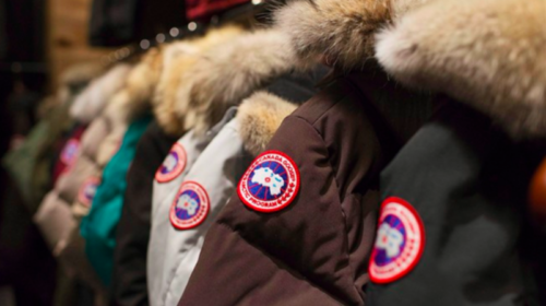 Canada Goose delays Beijing store opening because of construction
