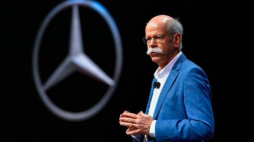 Daimler CEO Zetsche to step down early, succeeded by insider