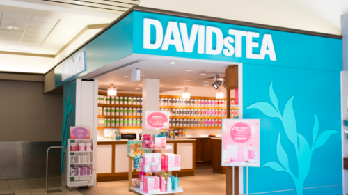 DavidsTea Inc. sales fall $1.5M in first quarter