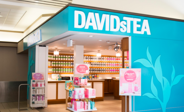Shareholder critical of DavidsTea co-founder unloads most of its shares