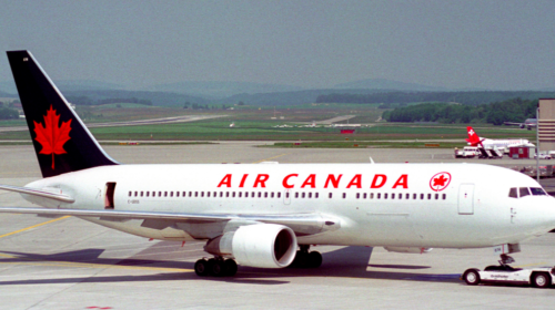 Air Canada international flights delayed due to network issue, problem fixed