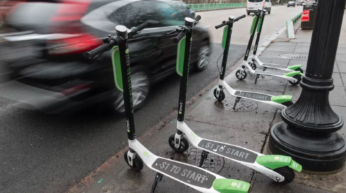 U.S.-based Lime to roll out electric scooters in Canada for first time