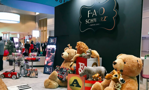 Beloved toy store FAO Schwarz makes its comeback