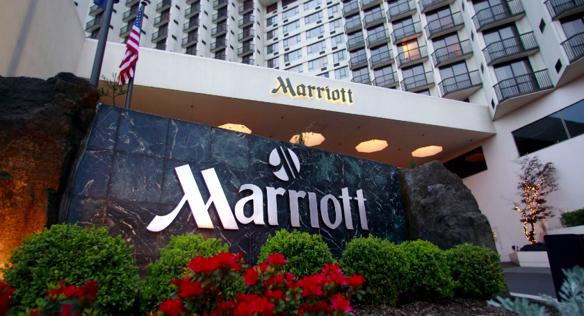 Marriott to lay off 17% of corporate staff next month