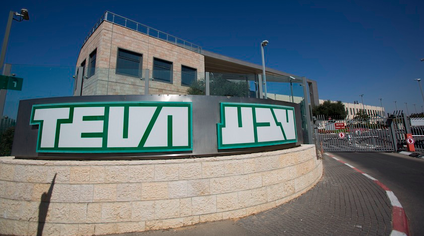 Israel's Teva gives upbeat outlook as restructuring proceeds
