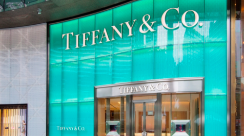 Tiffany sales hit as tourists take a brake on spending