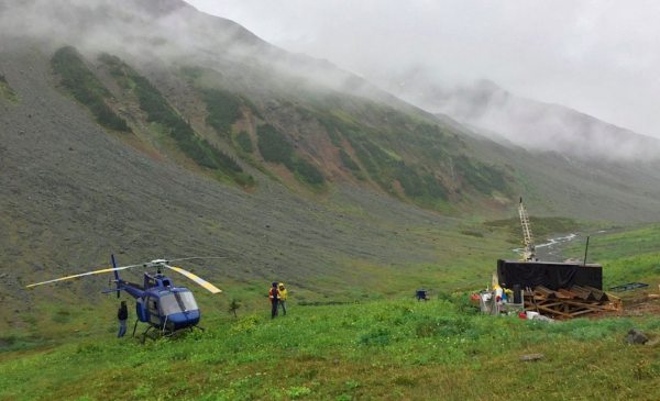 Aben Provides Final Results from 2018 Drill Program at the Forrest Kerr Gold Project in BC and Provides Update on the Justin Gold Project, Yukon