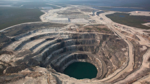 Bid accepted to exit creditor protection and restart Ekati Diamond Mine