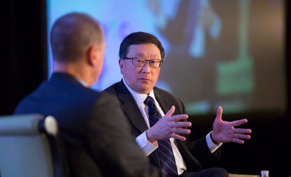 BlackBerry unveils secure smart-city service as CEO opens up about big tech