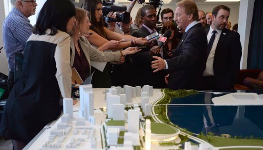 Second group interested in developing LeBreton Flats as Melnyk-backed proposal flounders