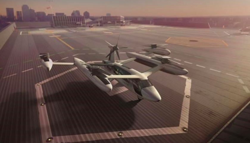 'They're coming:' Flying cars may appear in urban skies by 2023