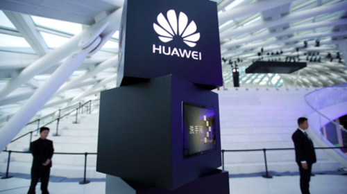 Huawei debuts latest advanced chipset for smartphone