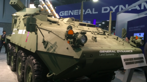 General Dynamics wins $186-million Canadian navy contract for underwater sensors
