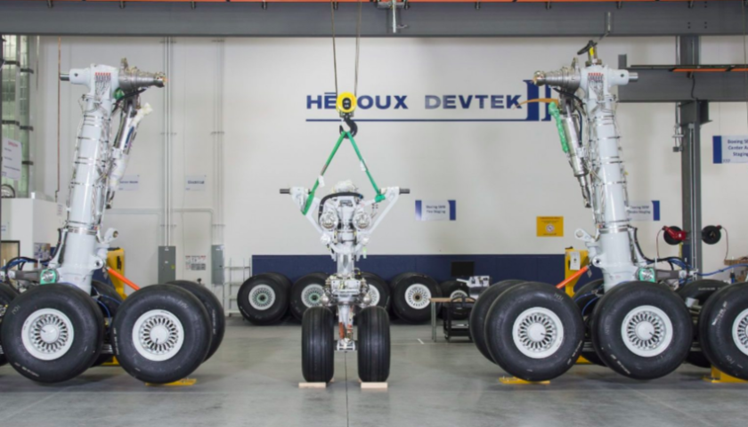 Heroux-Devtek signs multi-year contract with Boeing to build actuation components