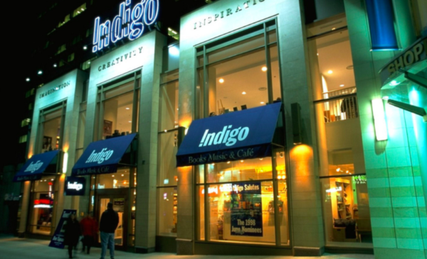 Indigo reports nearly $32M loss thanks to COVID-19 temporary store closures