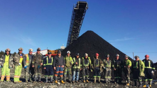 Threat of closure is best tool to urge roof safety in N.S. coal mine:minister