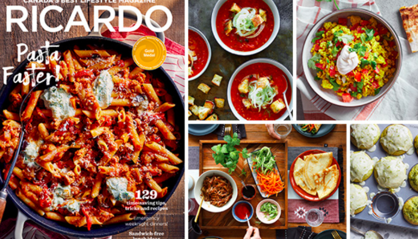 Ricardo shutters English-language food magazine in favour of digital strategy