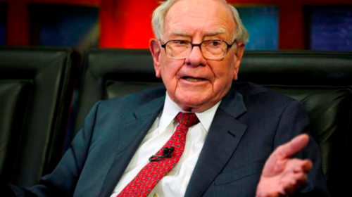 Amazon.com shares boosted by Warren Buffett's comments
