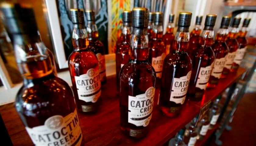 Export slump deepens for American whiskey producers