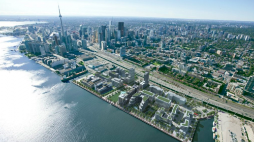 Canadian Civil Liberties Association files lawsuit over Sidewalk Labs project