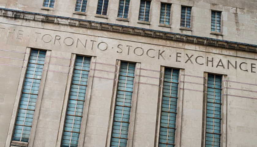 TSX weekly winning streak comes to an end on concerns about economic growth