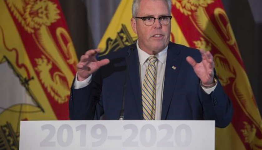 New Brunswick Tory government budget offers surplus, debt reduction