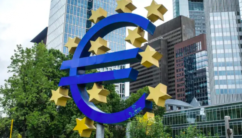 Eurozone economy gets double dose of bad news