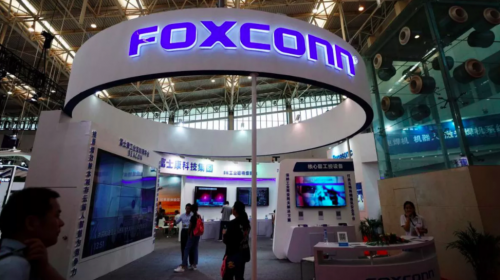 Foxconn head says he's stepping back from daily operations