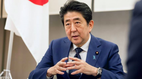 Japanese Prime Minister Shinzo Abe to visit Canada next weekend, April 27-28
