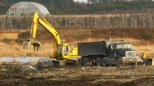Cape Breton coal mine to reopen rock face where small methane fire broke out