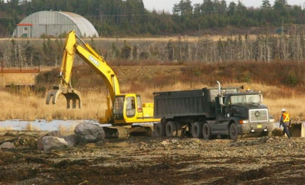 Stop work order partially lifted at Cape Breton's Donkin coal mine