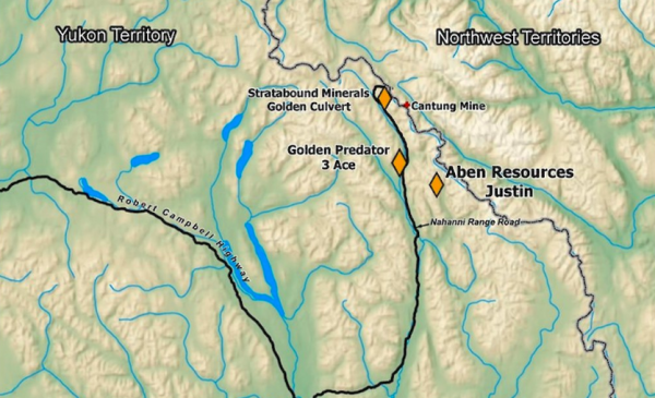 Aben Resources Commences Drilling at Justin Gold Project in Eastern Yukon