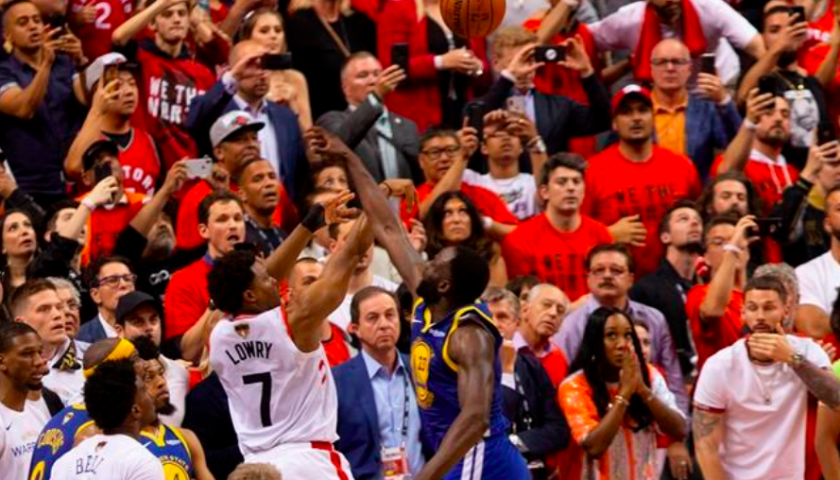 Thousands of Bell Fibe subscribers left in the dark in final moments of Raptors Game 5