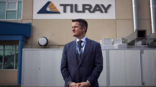 Tilray shares jump on deal with biggest shareholder