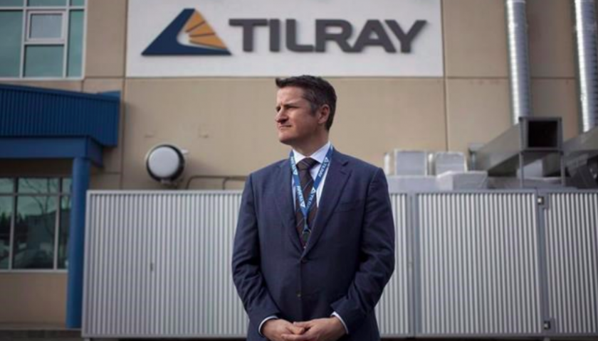 Tilray Inc. signs deal to acquire Alberta cannabis retailer Four20