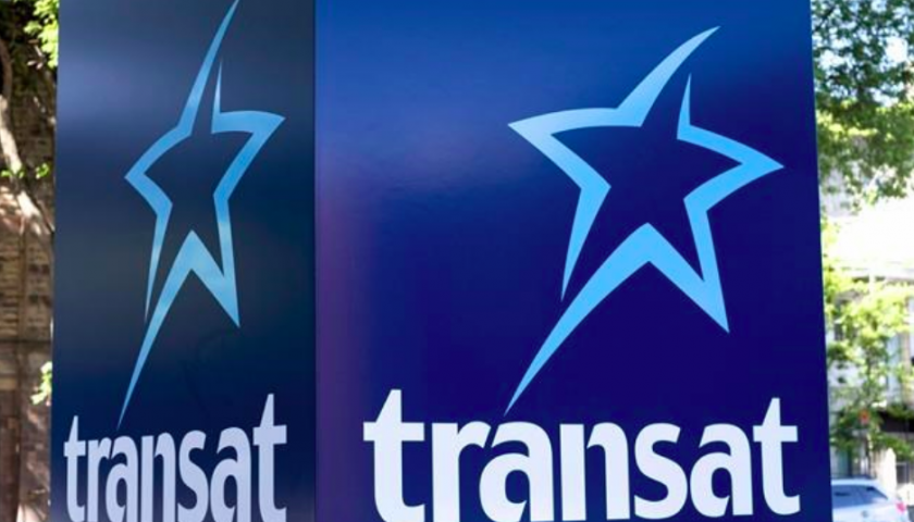Quebec developer Group Mach withdraws $14-per-share bid for Transat