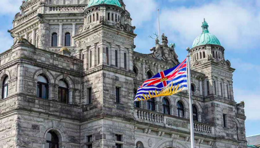 B.C. posts $1.5B surplus as tax revenue increases and real estate market cools