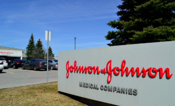 Johnson & Johnson 2Q profit jumps 42% despite lower sales