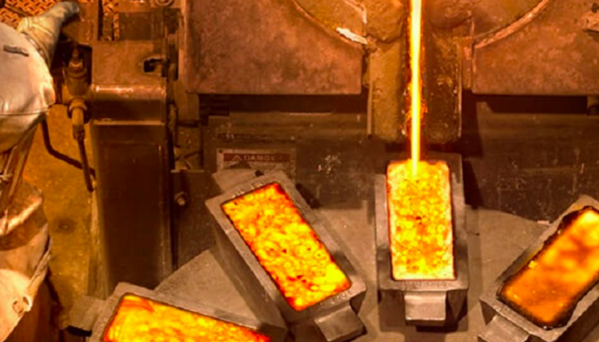Kinross unveils decade-long gold production plan based on current portfolio of assets