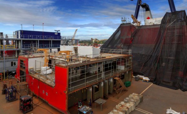 Canada's multibillion-dollar national shipbuilding strategy, at a glance